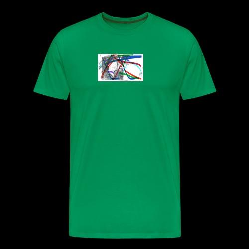 scotts art - Men's Premium T-Shirt