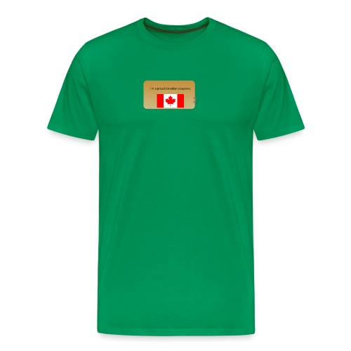 Canadian Couponer - Men's Premium T-Shirt