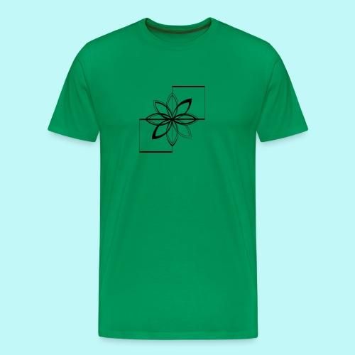 Colour Me DAIZEY Blue - Men's Premium T-Shirt