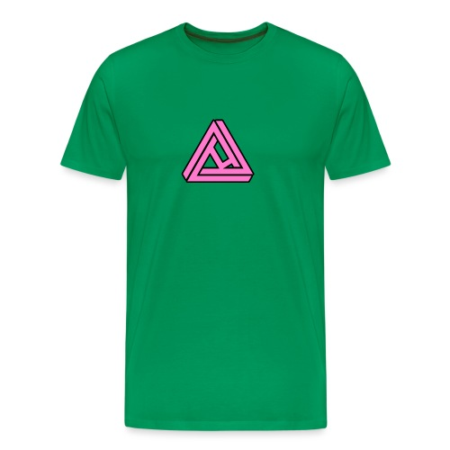 Breast Cancer Awareness Logo - Men's Premium T-Shirt