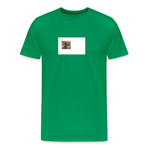 duck_life - Men's Premium T-Shirt