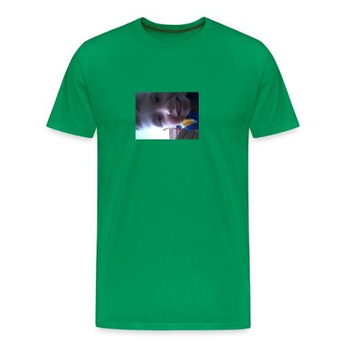 The YouTuber himself - Men's Premium T-Shirt