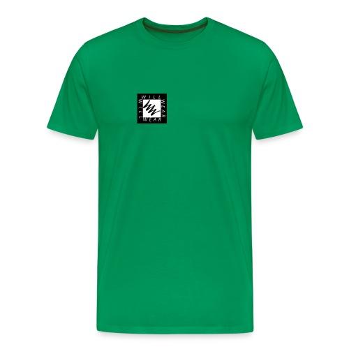 Phone logo - Men's Premium T-Shirt