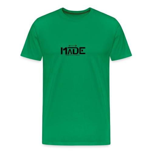 MADEHNFblackoriginal - Men's Premium T-Shirt