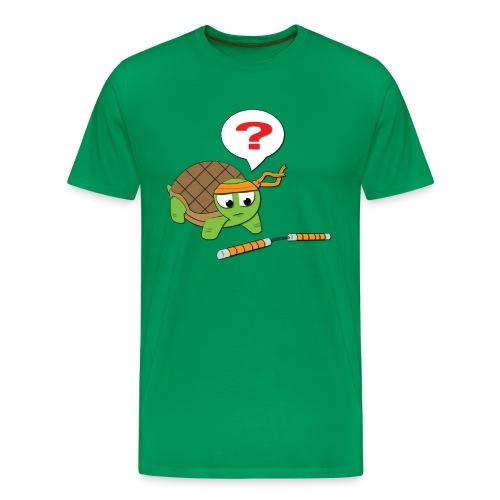 Baby Michaelangelo - Men's Premium T-Shirt
