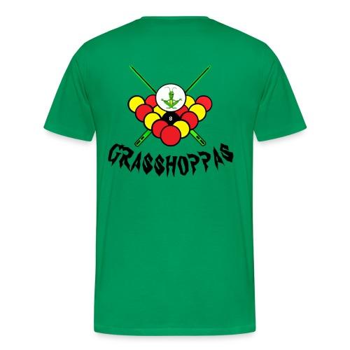 Grasshoppas - Men's Premium T-Shirt