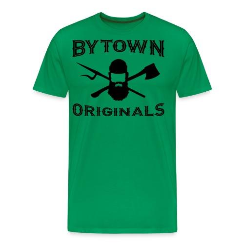 Bytown Black - Men's Premium T-Shirt