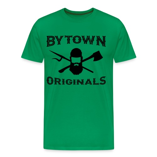 Bytown Black - Men's Premium T-Shirt