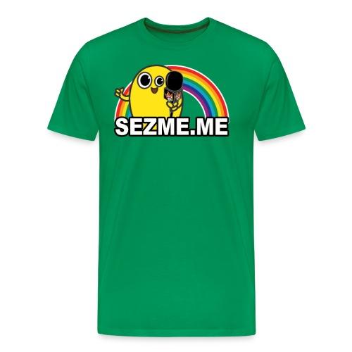 MELLOW raibow shirt png - Men's Premium T-Shirt