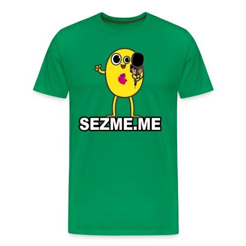 Hello Mellow Yellow shirt png - Men's Premium T-Shirt