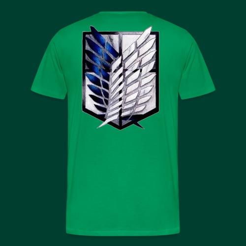Scouting Legion Logo - Men's Premium T-Shirt