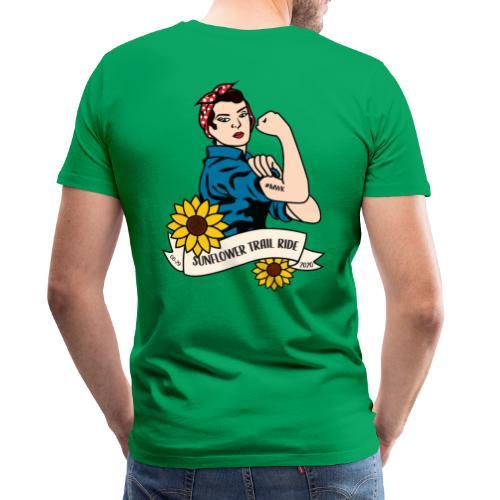Sunflower - Men's Premium T-Shirt