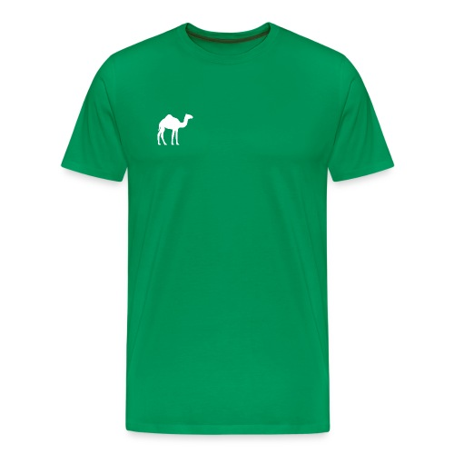 Camel Connection - Men's Premium T-Shirt
