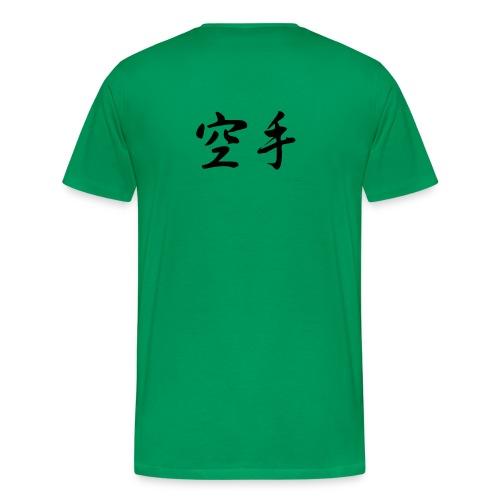 Karate Shirt - Men's Premium T-Shirt
