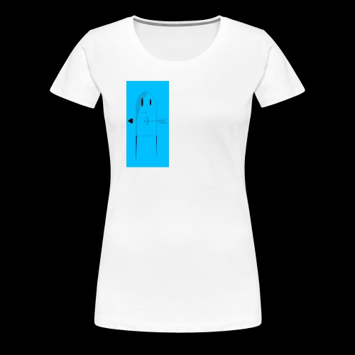 Cupid's Miss - Women's Premium T-Shirt