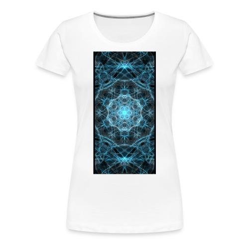 Icy Lights - Women's Premium T-Shirt