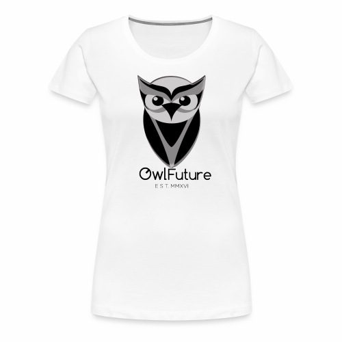 Logo of owl future 2017 - Women's Premium T-Shirt