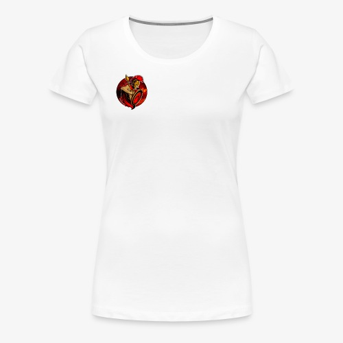 New Logo Trojenz without txt png - Women's Premium T-Shirt
