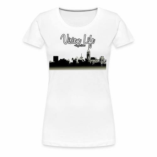 Vision Life V.2 - Women's Premium T-Shirt