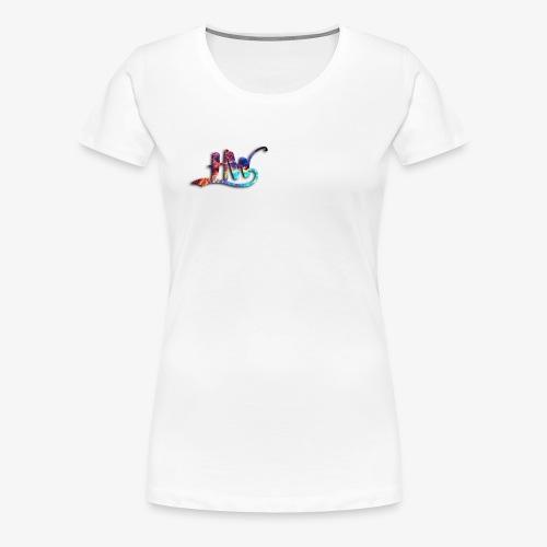 HW Galaxy edition - Women's Premium T-Shirt
