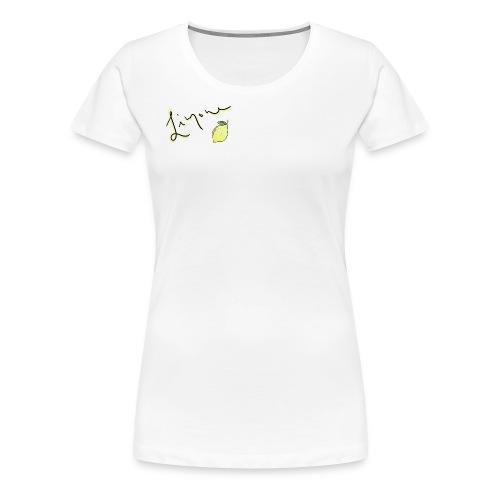 Limone - Women's Premium T-Shirt