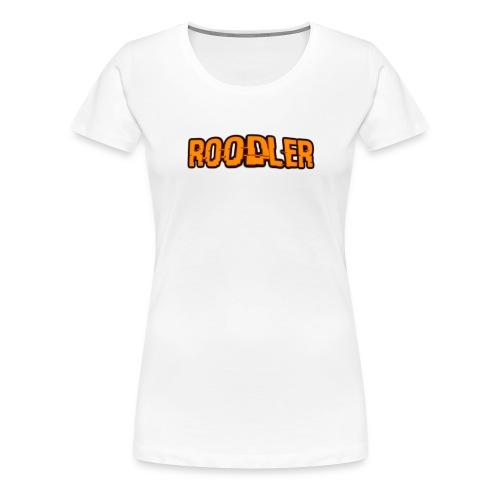 Roodler - Women's Premium T-Shirt
