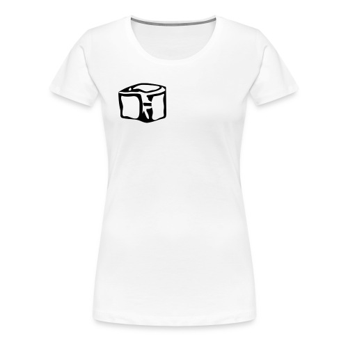 ICY LOGO - Women's Premium T-Shirt