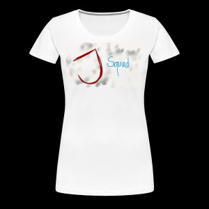 J Squad - Women's Premium T-Shirt