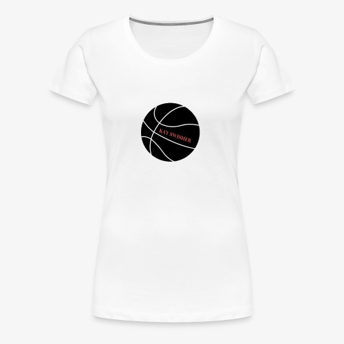 KAY LOGO - Women's Premium T-Shirt