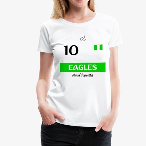 Nigerian Jersey T-Shirt 2018 - Women's Premium T-Shirt