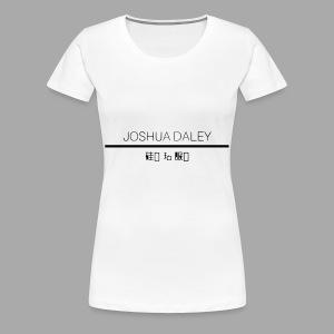 Joshua Daley - Status - Women's Premium T-Shirt