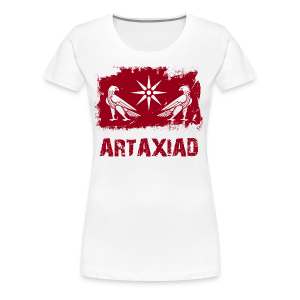 Artaxiad Coat of Arms - Women's Premium T-Shirt