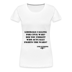 Civil War - Women's Premium T-Shirt