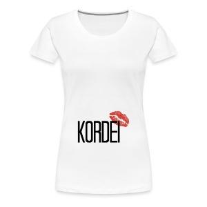 KORDEI - Women's Premium T-Shirt