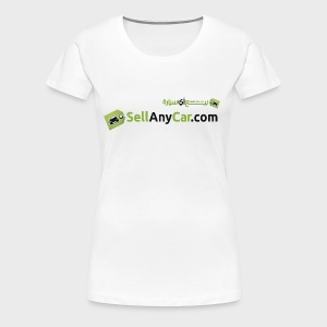 SellAnyCar.com original Logo - Women's Premium T-Shirt