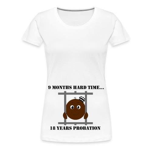 Mommy Penitentiary Inmate Baby - Women's Premium T-Shirt