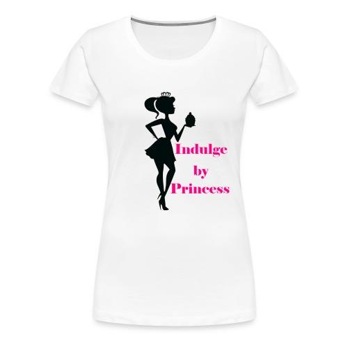 INDULGE LOGO 4000 X 4000 - Women's Premium T-Shirt