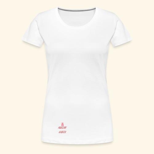 LogoMakr 5Qebns - Women's Premium T-Shirt