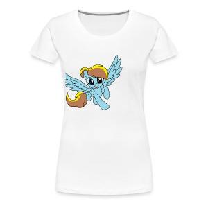 cherryfizz womens tee - Women's Premium T-Shirt