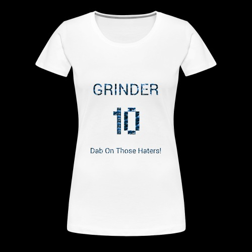 Grinder Merchh - Women's Premium T-Shirt