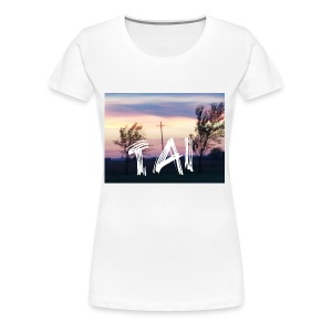 Positively Dreaming - Women's Premium T-Shirt