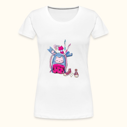 High School - Women's Premium T-Shirt