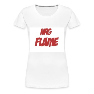 Flame For KIds - Women's Premium T-Shirt