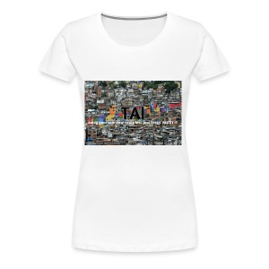 Still Thinking - Women's Premium T-Shirt