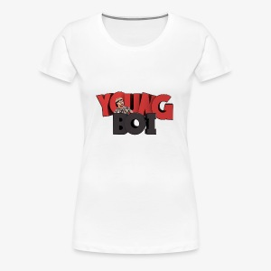 Young12Boi - Women's Premium T-Shirt