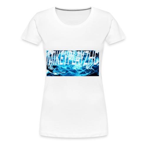 mikeyplayzhd - Women's Premium T-Shirt