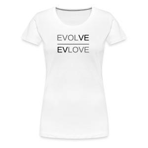 Classic Grey - Women's Premium T-Shirt
