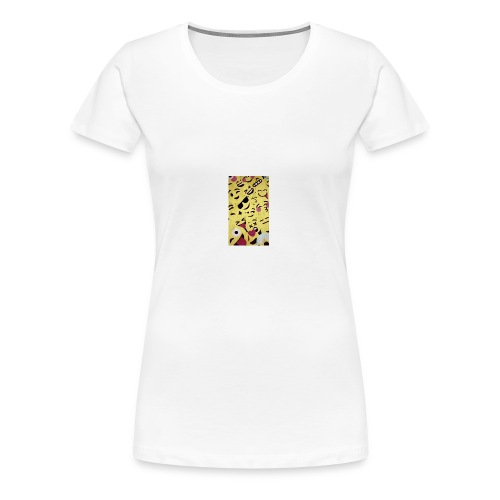 gumball design - Women's Premium T-Shirt