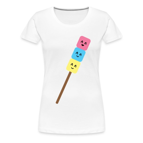 marshmallow time - Women's Premium T-Shirt