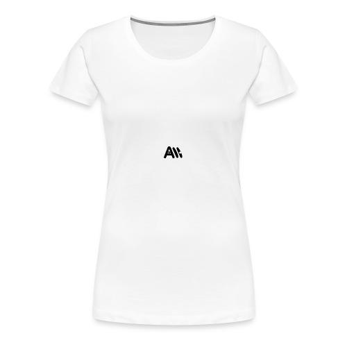 Artist Monster Logo - Women's Premium T-Shirt
